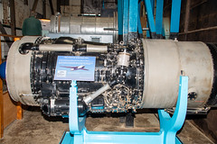 Rolls-Royce Avon RA26 Jet Engine