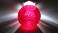 Synthetic ruby 1