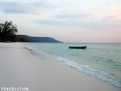 Bai Cheap Bay Beach, Koh Rong Island