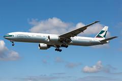 Cathay Pacific Airways, B-KQS