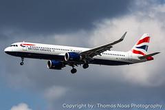 British Airways, G-NEOR