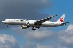 Japan Airlines (JAL), JA738J