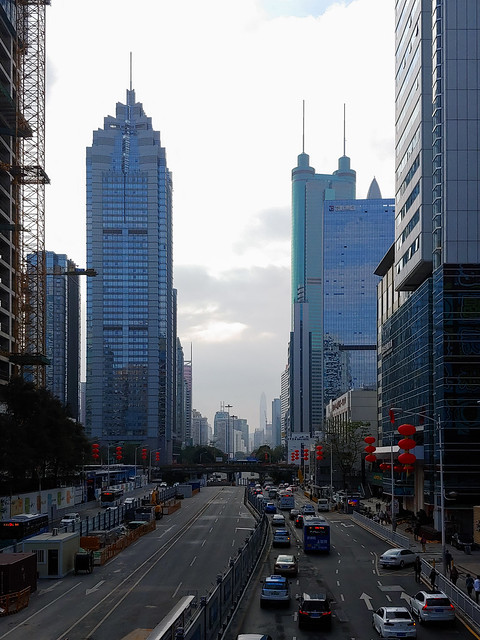 Shenzhen | Shennan East Road