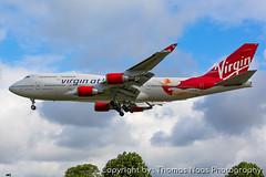 Virgin Atlantic Airways, G-VFAB