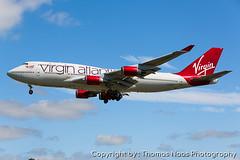 Virgin Atlantic Airways, G-VROC
