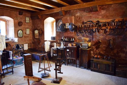 Museo etnológico del castillo (Puertomingalvo)