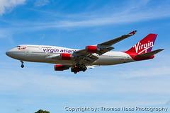 Virgin Atlantic Airways, G-VWOW