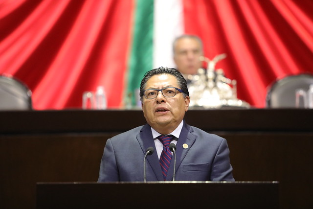 11/02/2020 Tribuna Dip. José Guadalupe Ambrocio Gachuz