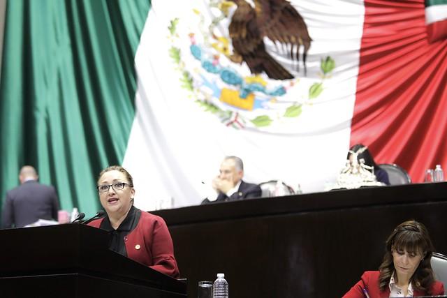 11/02/2020 Tribuna Dip. Isabel Alfaro Morales