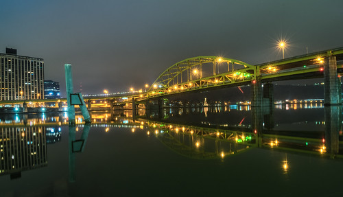 Pittsburgh at Night (2)