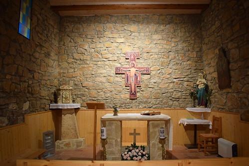 Capilla de la iglesia de la Purificación y San Blas (Puertomingalvo)