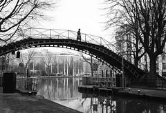Canal St. Martin, Paris 2020