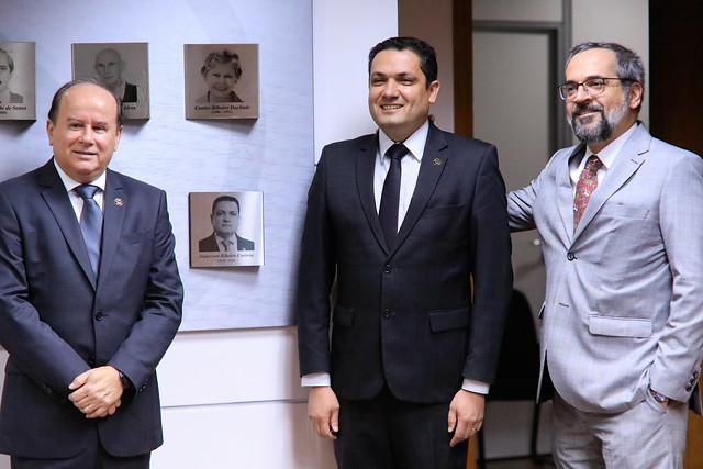 11/02/2020 - Solenidade de Posse- Presidente Benedito Aguiar Neto. (Fotos: Naiara Demarco - CCS/CAPES)