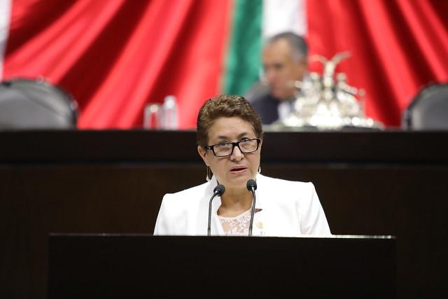 11/02/2020 Tribuna Dip. Socorro Irma Andazola Gómez