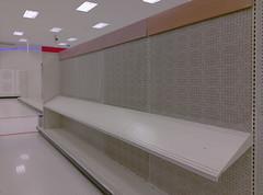 Left side emptiness