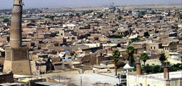 صور لمدينة نينوى بالعراق