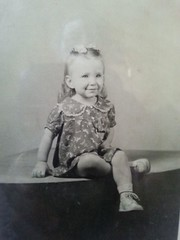 Bette Jean Roller I was 3½ years old.