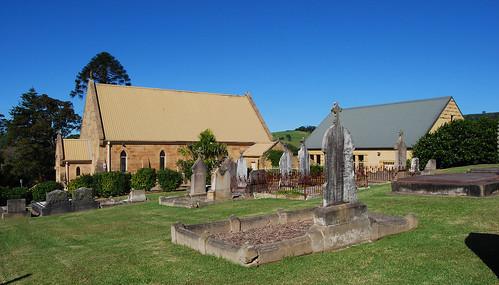 St Matthews Catholic Church, Jamberoo, NSW.