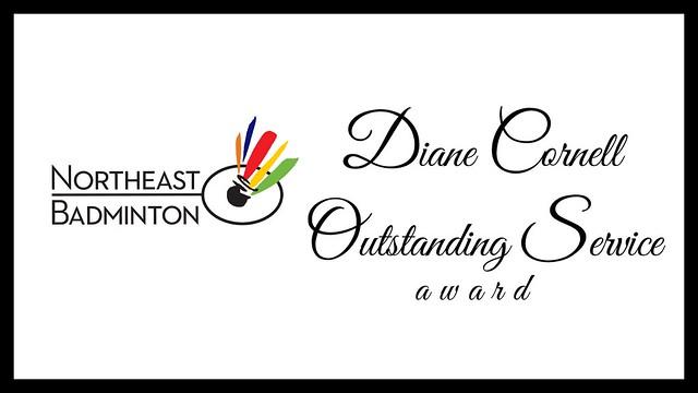 Diane Cornell Outstanding Service