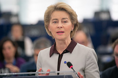 EU budget debate ahead of crucial summit - with Ursula von der Leyen (European Commission)