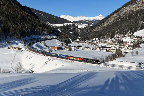 MRCE / FS Mercitalia Rail 193 710