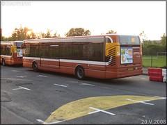 Irisbus Citélis 12 – Setram (Société d'Économie Mixte des TRansports en commun de l'Agglomération Mancelle) n°102