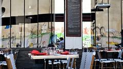 Paris Café Scene V