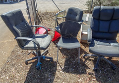 A Gathering of Chairs