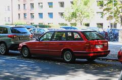 BMW 5 Series Touring (E34)