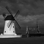 Lytham Windmill by Martin Parratt