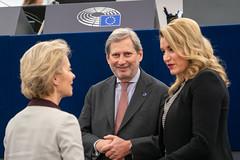 EU budget debate ahead of crucial summit