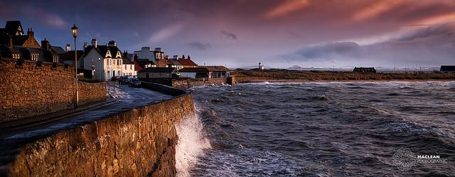 Elie Harbour, Fife