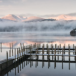 1st - Print League 3 - Colour - Keswick Sunrise by Martin Parratt