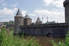 Fougères (Ille-et-Vilaine). - Photo of Fleurigné