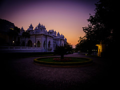 Twilight Indian Palace
