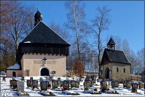 Kreuzkapelle in Mauersberg
