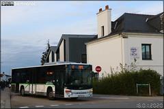 Setra S 415 NF – Voyages Quérard (Groupe Fast, Financière Atlantique de Services et de Transports) / TAN (Transports en commun de l'Agglomération Nantaise) n°5040