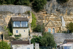 Trogolydyte Houses near Gauriac, France 01