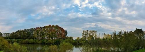 Nederzwalm - Schelde 11 - Panorama