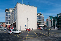 THE CENTRAL BUS STATION IN DUBLIN [DESIGNED BY MICHAEL SCOTT]-160149