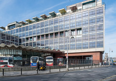 THE CENTRAL BUS STATION IN DUBLIN [DESIGNED BY MICHAEL SCOTT]-160161