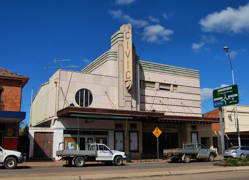 Civic Theatre, Scone, NSW.