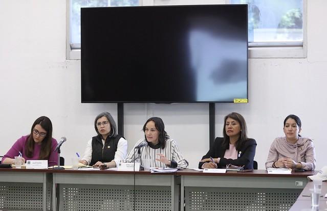 12/02/2020 Reunión de Trabajo Comisión de Igualdad de Género