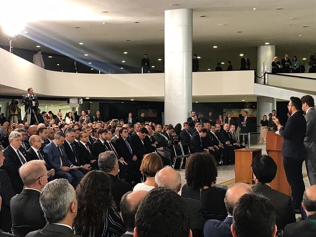 12/02/2020 Lançamento do Programa Lixão Zero - Palácio do Planalto