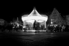 Carrousel de Noël à Strasbourg