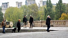 Pedestrian Paris (1) - Photo of Paris 2e Arrondissement