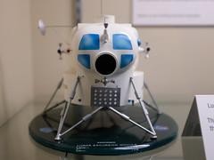 NASA LEM Concept Model