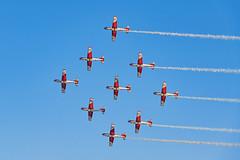 Patrouille Suisse Airshow, 1/3