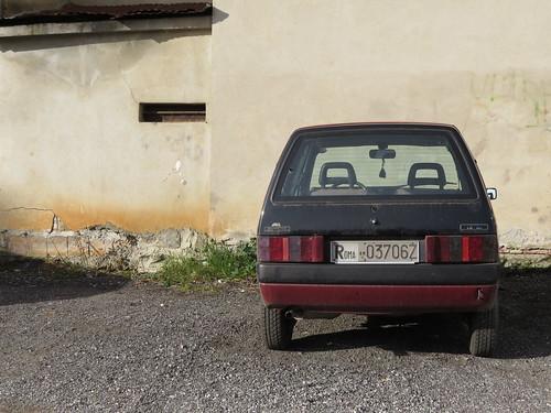 1990 Autobianchi Y10 Fire