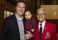 In Conversation With The Oldest Living Tuskegee Airman BG Charles McGee (184) 12 Feb 2020